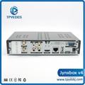 Dvb-s2 jynxbox v4 ott tv box receptor de satélite digital wifi, Doble sintonizador