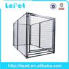 low price welded wire mesh pet playpen folding pet playpen