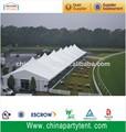 hot vente high peak pagode exposition 10x10m système de plancher en bois