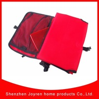 Red Customized Polyester Diaper Bag