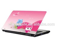 High quality and factory price crystal laptop skins