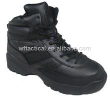 สีดำคลาสสิกหนังรองเท้าตำรวจ, ทหารตำรวจรองเท้า
