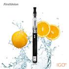 Cheap price of shisha igo4c 4.2 V and 5.0 V charging voltage refillable e cigarette