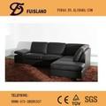 America progettazione di grandi dimensioni u- a forma di pelle vendita calda design divano ad angolo