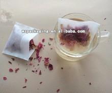 Folded Tea Bag Paper Bag For 100% Bio degradable