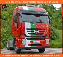Hongyan Genlyon 6*4 Tractor Trucks