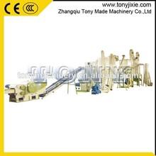1t/h China hot sale and Durable Rice Husk Pellet Granulator/rice husk Pellet Press Plant