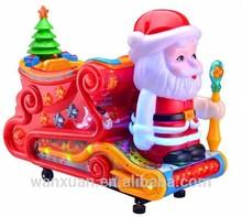 CE passed Christmas Gift Amusement rides kiddie rides