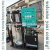 Bicomponent silicon extruder double glazing glass machine
