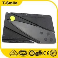 Promotional pocket knife Credit card knife