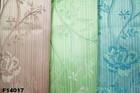 blossomy flower jacquard curtain fabric / home textile fabric