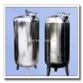 2014 élégante. haute qualité coût- efficace en acierinoxydable réservoir d'eau 1000 litre pour équipement de traitement d'eau