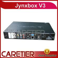Jynxbox v3 hd ultra 1080 P receiver W/JB200 HD Module Jynxbox Full HD 1080P receiver 400Mhz 32bit CPU