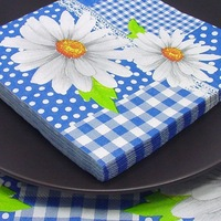 decoupage paper flower paper placemats napkins with names pocket printer