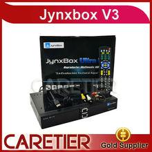 Original Jynxbox Ultra hd V3 with Jb200 module build in wifi Serial RS-232 Interface
