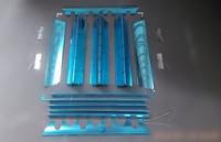 60*60 t8 4x18w aluminum reflector