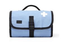 new design polyester foldable toiletry bag toilet bag