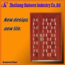 new stainless steel kennel door