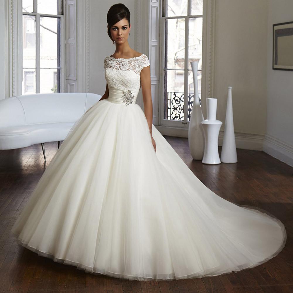 Plus Size Brautkleid Katalog