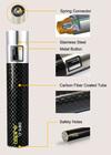 Wholesale electronic cigarette aspire CF sub ohm battery fast shipment
