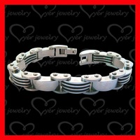 High Energy 316L Men's Stainless Steel Bracelet