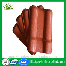 natural extraordinary heat preservation and heat insulation synthetic material plastic spanish roof tile