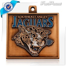 Southest valley Jaguars tiger medal