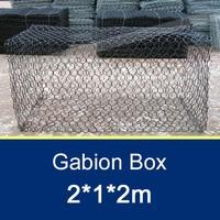 100x120mmx1m Gabion Stone Cage Box
