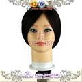 2014 preço de atacado de formação prática de maquiagem cabeças manequim para cabeleireiro preços