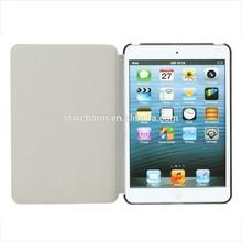 Cute Foldable Flip Leather Case for iPad 2/3/4