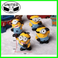 New arrival DIY resin Minion resin crafts