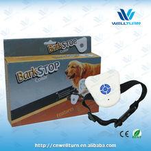 Puppy Bark Control Ultrasonic Bark Stop Collar Good dog electronic training collar WT710