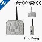 Portable wireless teaching voice amplifier