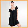 Quality fashion designer-one-piece-short-dress
