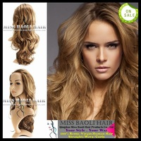Most Natural Looking First Class Handtied Work 100% Natural Human Hair Sexy Fashion Wig