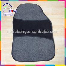 4pcs car mat set durable hot-sale colorful decorative car mats