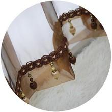 2014 China Alibaba Beautiful Decorative Handmade Bead Curtain