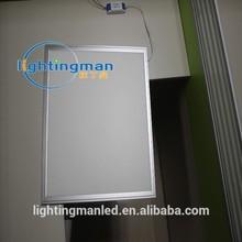Long lifespan led panel light price 18w dimmable led light panel 2835leds
