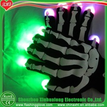 LED Electronic Gloves Party Item Factory Party Item