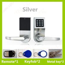 TM-LA008 Proximity Card Remote Control Digital Keypad Door Lock for Office/Apartment/Hotel