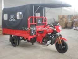 DOHOM CKD form three wheel motorcycle