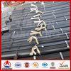 SAE 5160 spring steel reinforced steel rebar for concrete construction