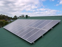 Normal specification and home application off-grid 5kw home solar system