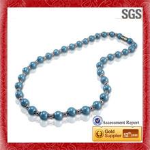 Italian Leisure Series bib necklace collar