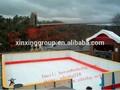 Tiro de hockey cojines/pista de patinaje de suelo/artificial de hielo arena