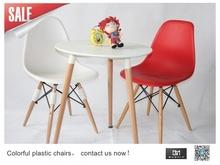 3 v plástico cadeira marrom do escritório cadeira de plástico cadeira de vime