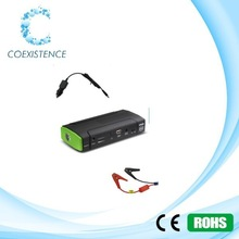 Car Emergency Power Supply Mini Jump Starter Charger portable jumper cable box battery shop