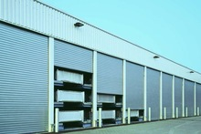 China Cheap Manual And Automatic Rolling Door