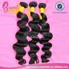 Hair serum black hair,virgin mongolian loose wave hair