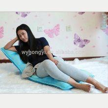 Japanese furniture lazy sofa printed lazy boy beanbag for living room